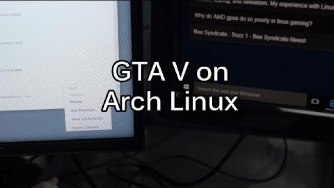 Embedded thumbnail for Skylake Linux Box with PCIe Passthrough - OVMF + Qemu + KVM = GTA V