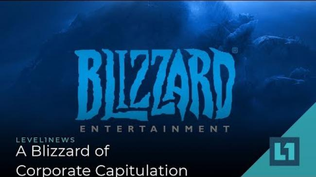 Embedded thumbnail for Level1 News October 16 2019: A Blizzard of Corporate Capitulation
