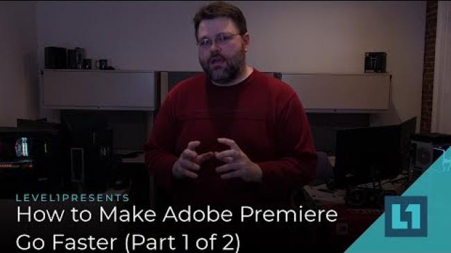 Embedded thumbnail for Faster Adobe Premiere: Edit PC & Render PC -- Networked Rendering (Part 1 of 2)