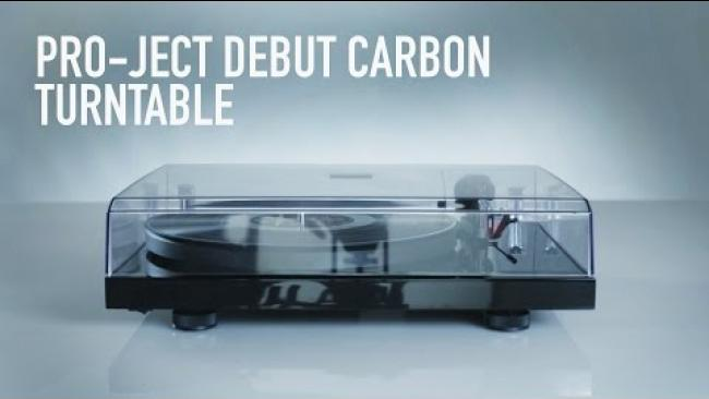 Embedded thumbnail for Pro-Ject Debut Carbon Audiophile Turntable Review