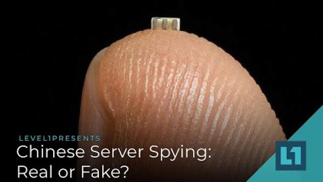 Embedded thumbnail for Bloomberg's China Spy Chip Story: Real, or Fake?