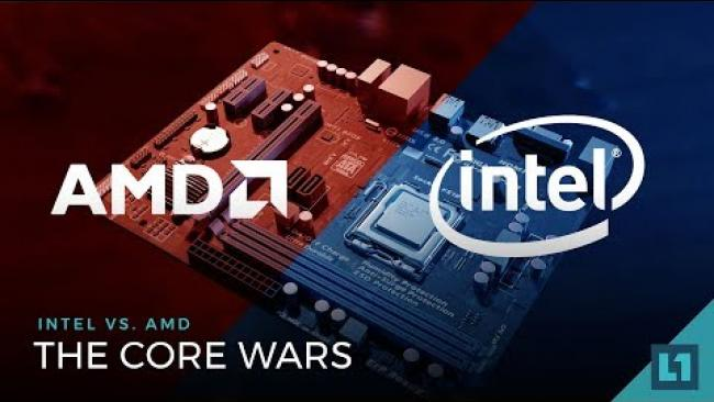 Embedded thumbnail for Intel vs AMD: The Core Wars (Some Random Thoughts from Taipei)