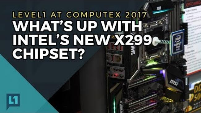 Embedded thumbnail for Core i9 and Core i7 for the X299 chipset Explained (aka Why Kaby Lake X?)
