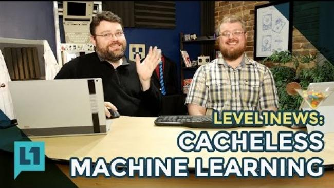 Embedded thumbnail for Tech News: Cacheless Machine Learning -- 2016-11-22