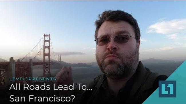 Embedded thumbnail for All Roads Lead to... San Francisco?