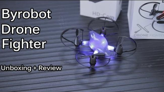 "Embedded thumbnail for ByRobot - Quadrotor ""Drone""  Toy -- multiplayer Quadrotor!"