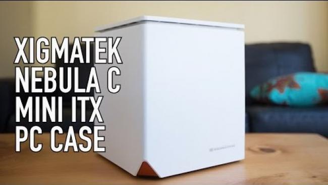 Embedded thumbnail for Xigmatek Nebula C Mini ITX PC Case Review