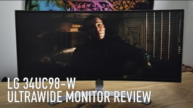 Embedded thumbnail for LG 34UC98-W Ultrawide Monitor Review | 21:9 Epicness