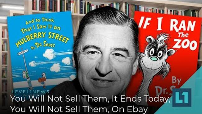 Embedded thumbnail for Level1 News March 18 2021: You Will Not Sell Them, It Ends Today, You Will Not Sell Them, On Ebay