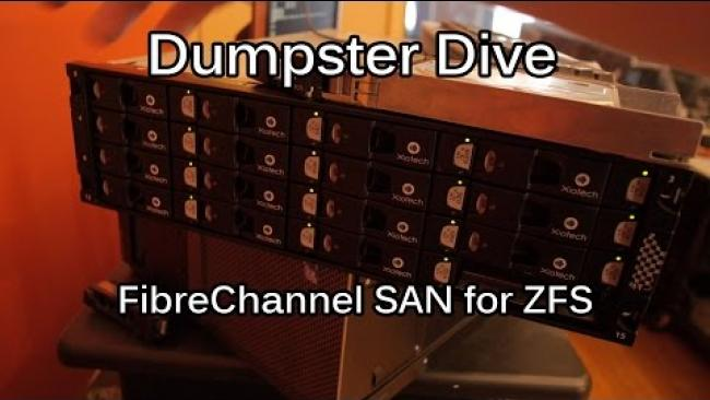 Embedded thumbnail for Dumpster Diving: Trick out your Linux Box with gently used kit