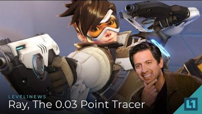 Embedded thumbnail for Level1 News August 28 2018: Ray, The 0.03 Point Tracer