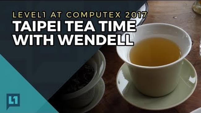 Embedded thumbnail for Computex Trip: Making Tea with Wendell