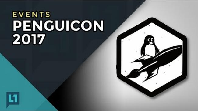 Embedded thumbnail for Penguicon 2017