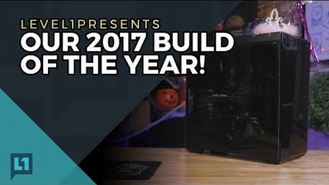 """Embedded thumbnail for Ryzen 5 - Build of the Year """"The Normie"""""""