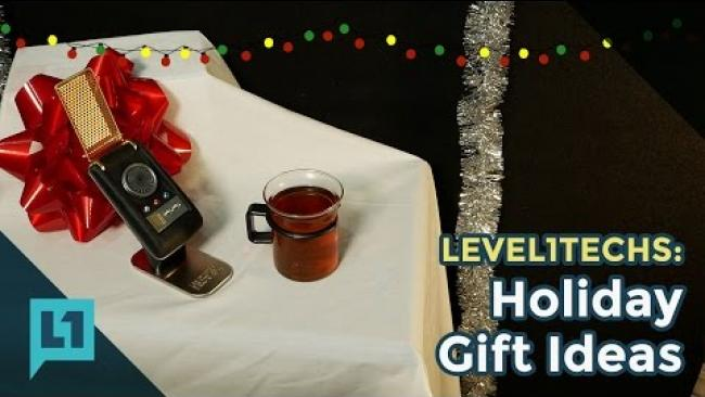 Embedded thumbnail for Holiday Gift Ideas for Nerds/Geeks/etc