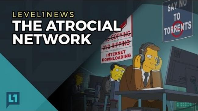 Embedded thumbnail for News 2017-05-09: The Atrocial Network
